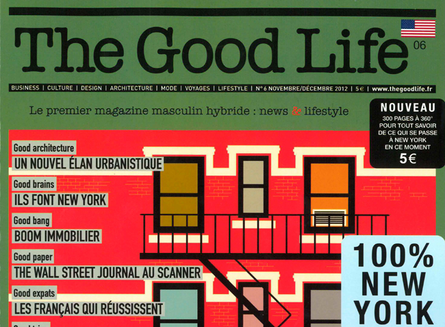 """Connaissez-vous """"The Good Life"""" ?"""