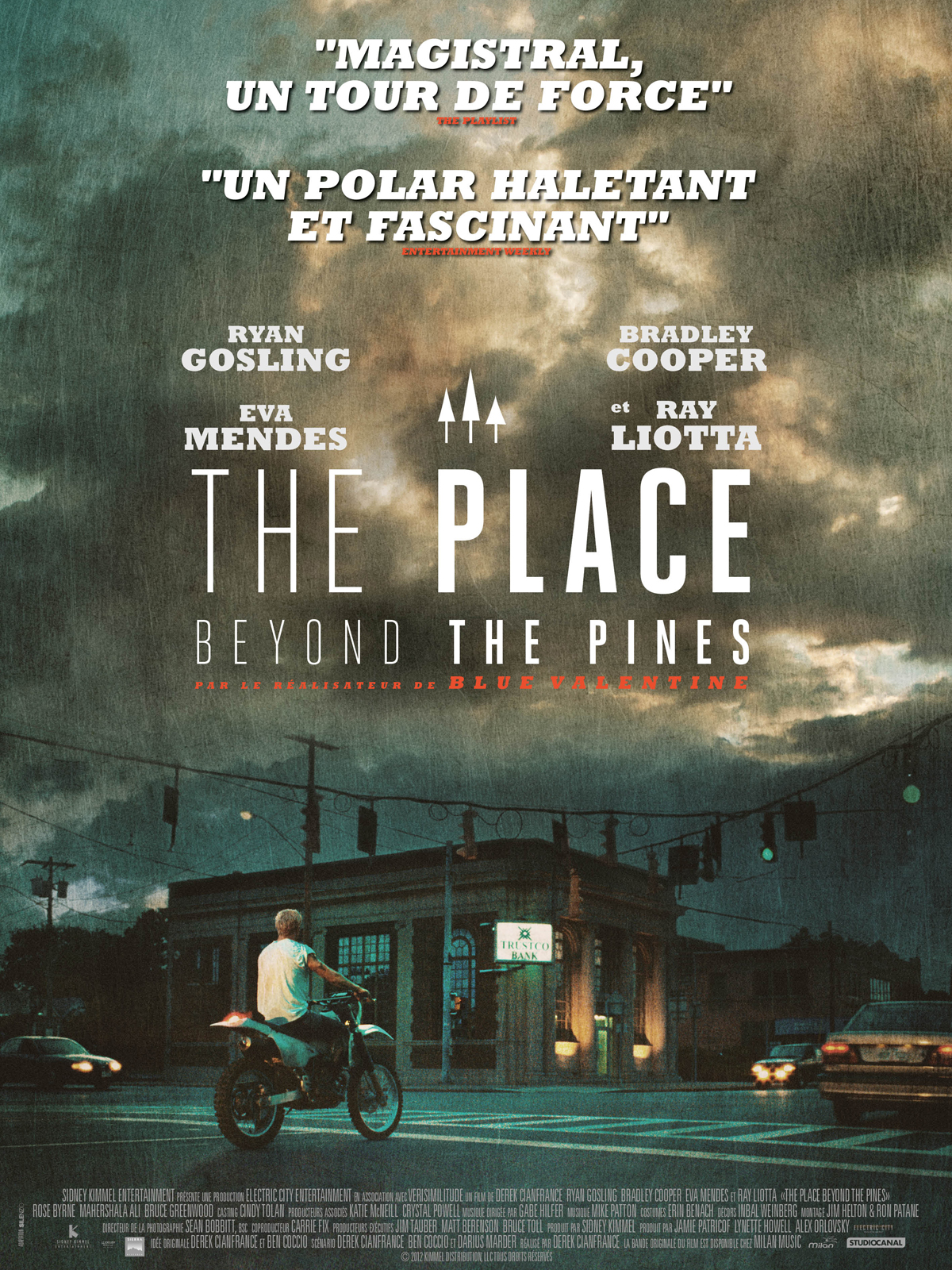 Critique Ciné – The Place Beyond The Pines, Sins of the father