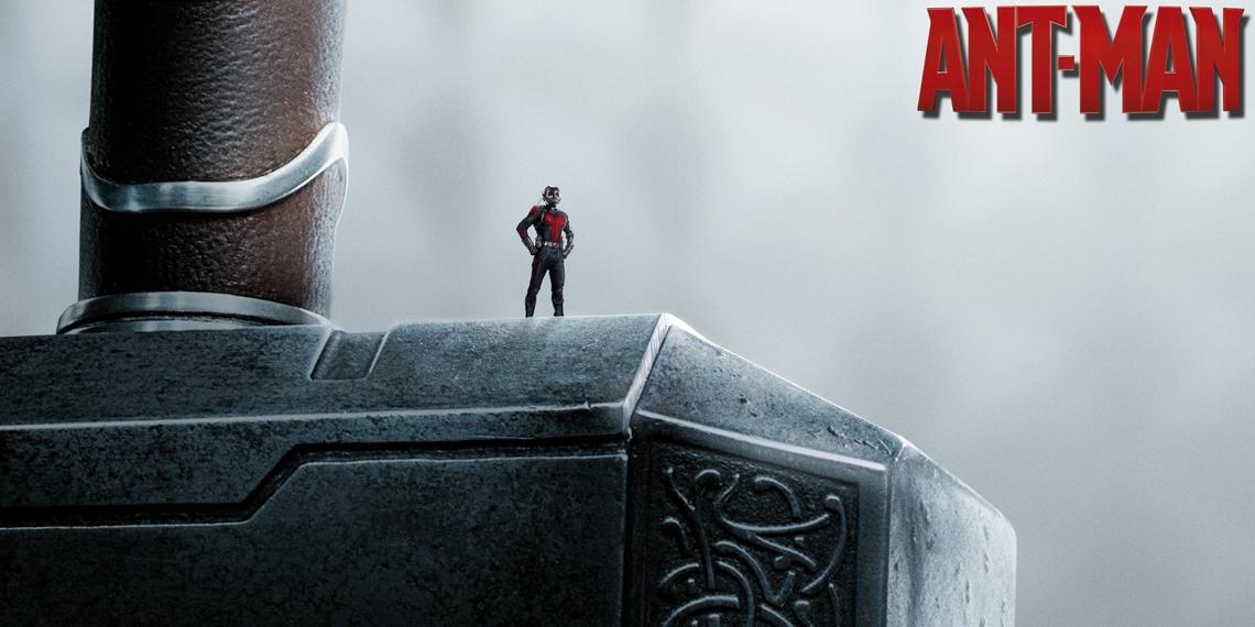 Ant-Man – Pas de bouclier, pas de marteau… Pas de problème ?