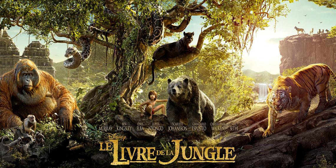 Critique Ciné – Le Livre de La Jungle