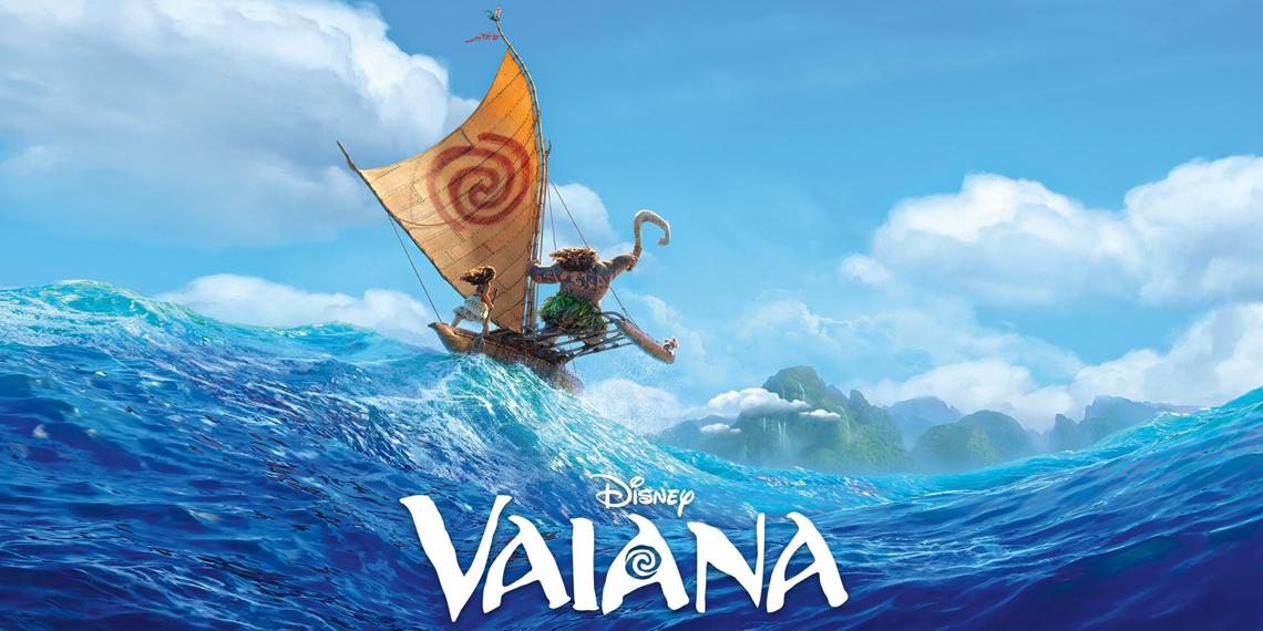 Critique Ciné – Vaïana, la légende du bout du monde